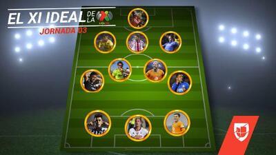 El once ideal de la Jornada 3 se reparte entre 9 equipos