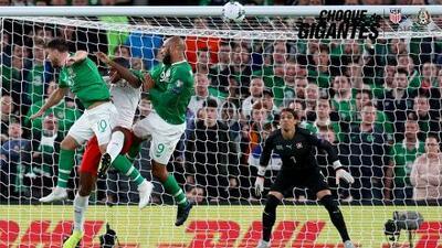 La eliminatoria rumbo a la Euro sigue su curso con la jornada cinco