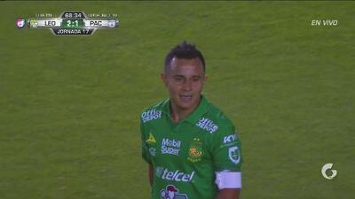 León quiere el tercero, pero Montes se queda con las ganas
