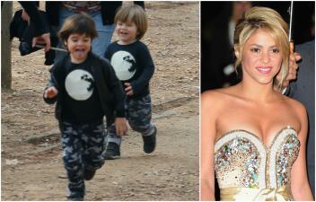Shakira aclara en redes misterio sobre su hijo enfermo