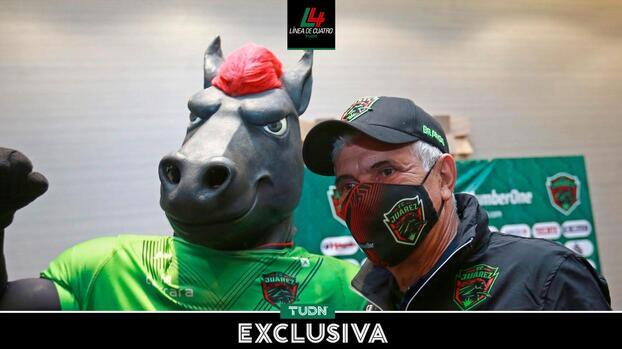 Tuca Ferretti compara su llegada a Juárez con la de Pumas en 2006