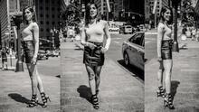 Alejandra Espinoza luce espectacular en esta sesión de fotos en Nueva York