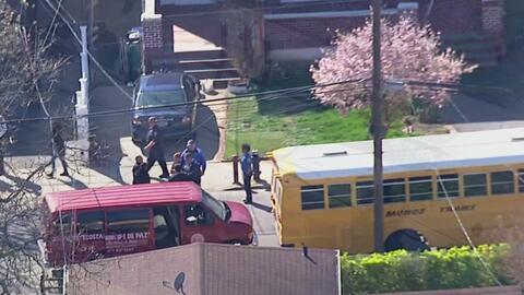 Trágica muerte de un niño que bajó de un autobús escolar y fue atropellado en Far Rockaway