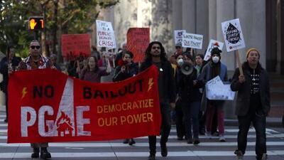 San Francisco ofrece $2,500 millones a PG&E por sus instalaciones eléctricas para crear una empresa pública