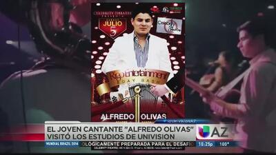 Nuevo talento de música regional mexicana