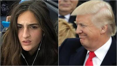 Raúl nos contó lo mal que la pasó su hija Mia en la inauguración de Donald Trump en Washington