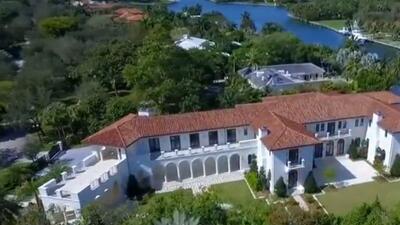 Presunto testaferro del vicepresidente de Venezuela compró de contado una mansión de $16.5 millones en Miami