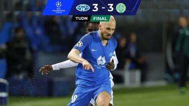 ¡Noches mágicas! Molde remontó, pero Ferencvaros rescató el empate