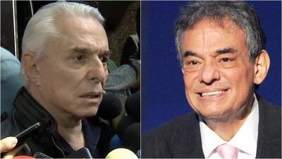 """Enrique Guzmán sobre el estado de salud de José José: """"No hay mucha esperanza"""""""