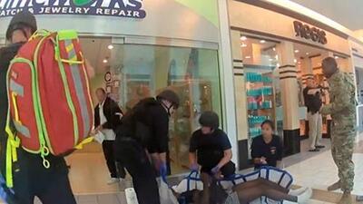 Policía: una confrontación entre dos grupos fue lo que desató el tiroteo en un centro comercial de San Bruno