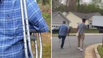 Perdieron una pierna y un brazo en su intento de llegar a EEUU, ahora quieren evitar que a otros les suceda lo mismo