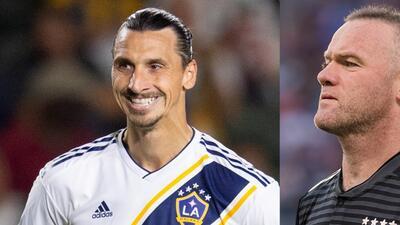 Duelo de Titanes: ¿Quién ha sido más, Zlatan Ibrahimovic o Wayne Rooney?
