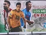 Así fue el 2020 para los jugadores mexicanos en Europa