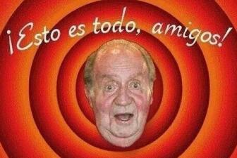 Los memes tras abdicación del rey Juan Carlos
