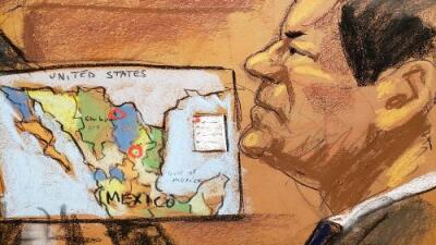 El plan de 'El Chapo' para llegar hasta Canadá cruzando dos veces las fronteras de EEUU