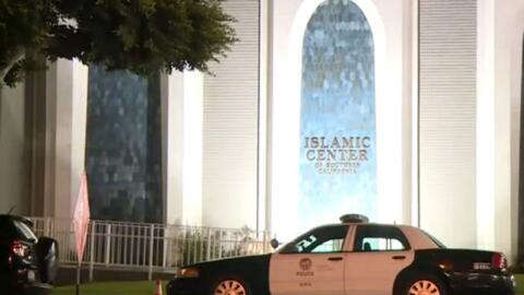 Las fuertes medidas para mantener seguras las mezquitas en el sur de California