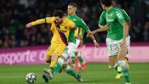 Guido Rodríguez contó la patada que le metió a Messi en España
