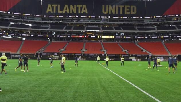 Se viene la Campeones Cup con el Club América de la Liga MX y al Atlanta United de la MLS