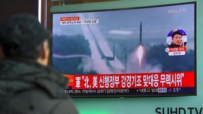 """Trump amenaza a Corea del Norte con """"un fuego y una furia que el mundo jamás ha visto"""""""