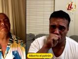 Al borde del llanto: Alberto Del Río agradece a su papá, Dos Caras