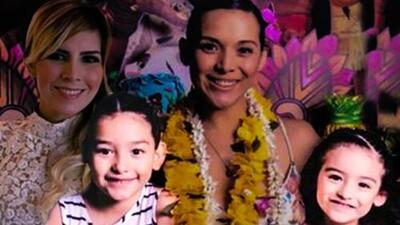El misterio de los baños de las hijas de Karla Luna en casa de Karla Panini y Américo Garza