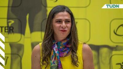 Ana Gabriela Guevara hace un diagnóstico del deporte en México