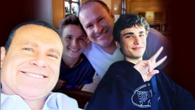 Alan Tacher se quedó sin corona: mira cómo ha crecido el mayor de sus varones