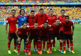 En fotos: Los que repiten con México cuatro años después contra Brasil