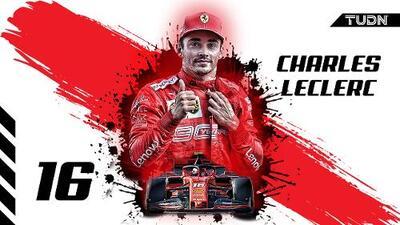 Charles Leclerc se convirtió en la sensación de la F1 con Ferrari