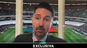 """De Luisa vislumbra una """"complicada"""" Copa Oro para el Tri mayor"""