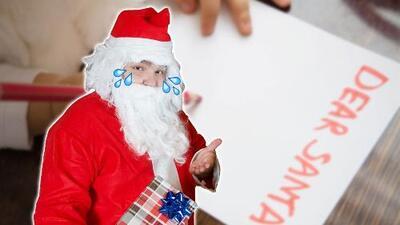 Los niños de esta época ya no respetan las tradiciones Navideñas