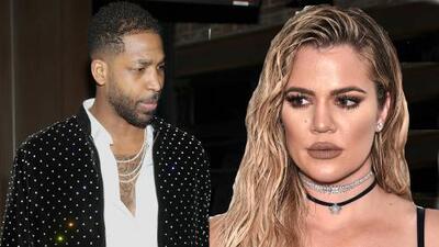 """Así disculpa Khloé Kardashian """"los besos"""" que regaló a otras el papá de su recién nacida hija"""