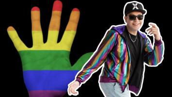 """""""Experiencias homosexuales he tenido muchas"""": Raymix abre su corazón e impulsa a otras personas a ser libres"""