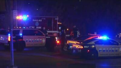 Un sospechoso de abrir fuego contra la policía muere tras ser impactado por oficiales en Oak Cliff