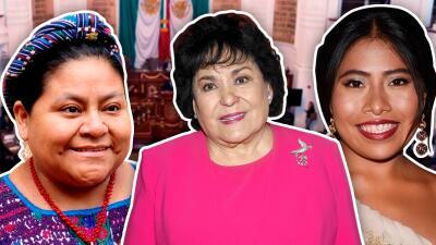 Carmen Salinas ve en Yalitza Aparicio el potencial para ser como Rigoberta Menchú