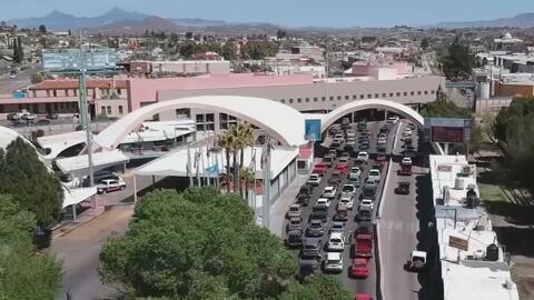 Nerviosismo y preocupación en ciudades fronterizas ante amenaza de Trump de cerrar la frontera sur