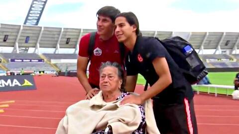 Todo acaba en un abrazo: crónica del encuentro de los hermanos Lainez en el Lobos BUAP 0-2 América