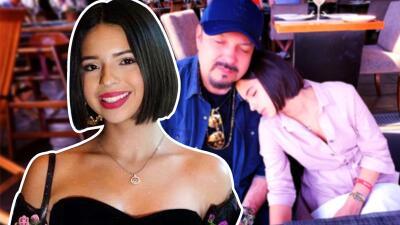 Ángela Aguilar se prepara para actuar en el GRAMMY, pero está respaldada por un ganador de 9 gramófonos dorados