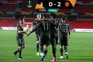 Manchester United se impone con autoridad en su visita al Granada