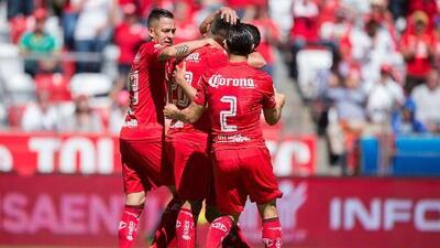 EN VIVO: Toluca vs. Morelia, ida cuartos de final de la liguilla