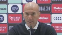 Zidane no da por perdida la Liga