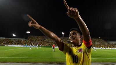 El colombiano Teófilo Gutiérrez jugará en Rosario Central