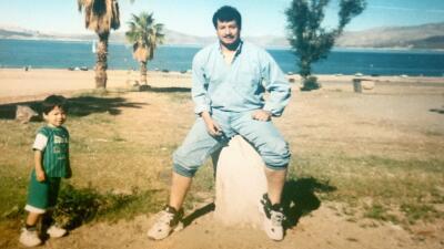 En fotos: este hispano fue sentenciado a 20 años por un delito que no cometió y ahora busca rehacer su vida
