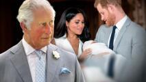 El nacimiento de la hija de Meghan y Harry tiene al príncipe Carlos preocupado por el futuro de su nieta