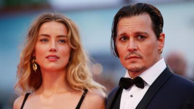 Sale a la luz la lista de testigos de Johnny Depp en su juicio contra Amber Heard