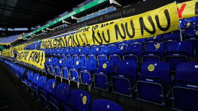 Dinamarca autoriza al menos un tercio del aforo para la Eurocopa