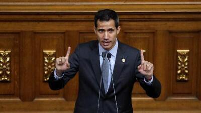 Guaidó rechaza la declaratoria del régimen de Maduro contra el embajador de Alemania y detallas sus planes a seguir