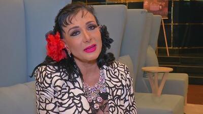 Beatriz Adriana cuenta cómo empezó su carrera