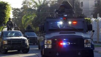 Un cártel del narcotráfico desafía al gobierno mexicano en Jalisco