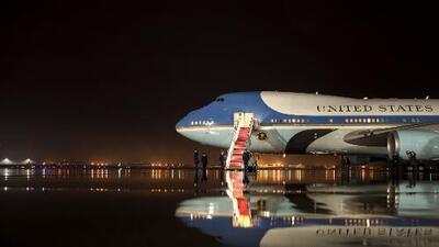 25 cosas que no sabes del Air Force One, el avión presidencial de EEUU